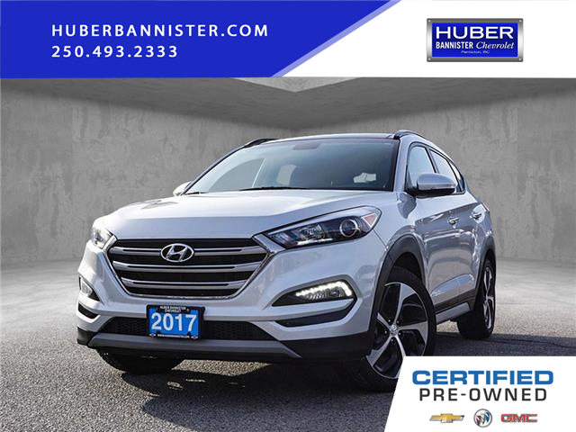 2017 Hyundai Tucson  (Stk: 9671A) in Penticton - Image 1 of 21
