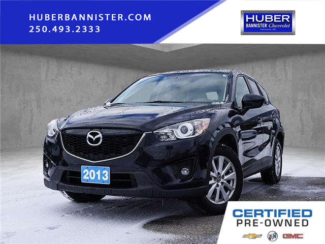 2013 Mazda CX-5 GS (Stk: N02321B) in Penticton - Image 1 of 19