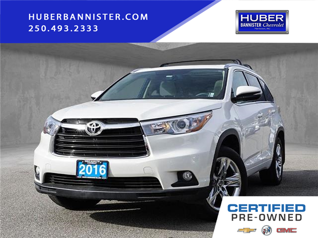 2016 Toyota Highlander  (Stk: 9680A) in Penticton - Image 1 of 25