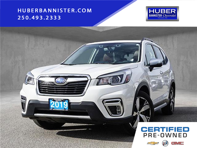 2019 Subaru Forester 2.5i Touring (Stk: 9683A) in Penticton - Image 1 of 26