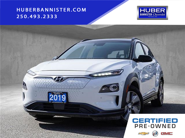 2019 Hyundai Kona EV Ultimate (Stk: 9694A) in Penticton - Image 1 of 25