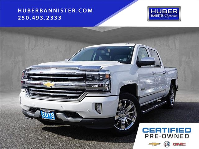 2018 Chevrolet Silverado 1500 High Country (Stk: 9651B) in Penticton - Image 1 of 26