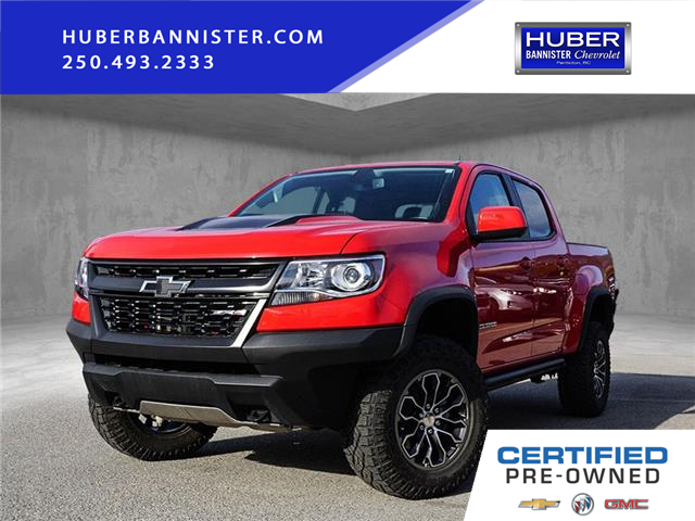 2019 Chevrolet Colorado Z71 (Stk: 9721A) in Penticton - Image 1 of 22