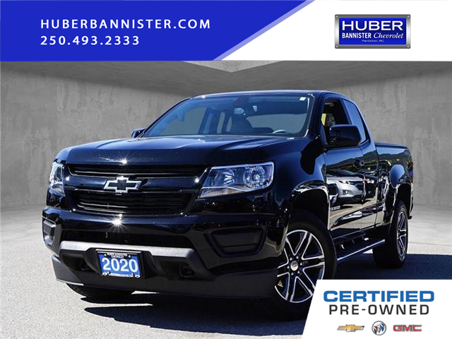 2020 Chevrolet Colorado WT (Stk: 9744A) in Penticton - Image 1 of 20
