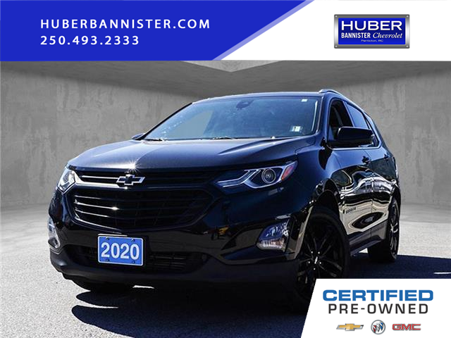 2020 Chevrolet Equinox LT (Stk: N11021A) in Penticton - Image 1 of 20