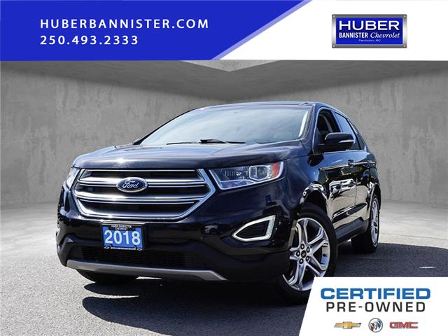 2018 Ford Edge Titanium (Stk: N33920A) in Penticton - Image 1 of 20