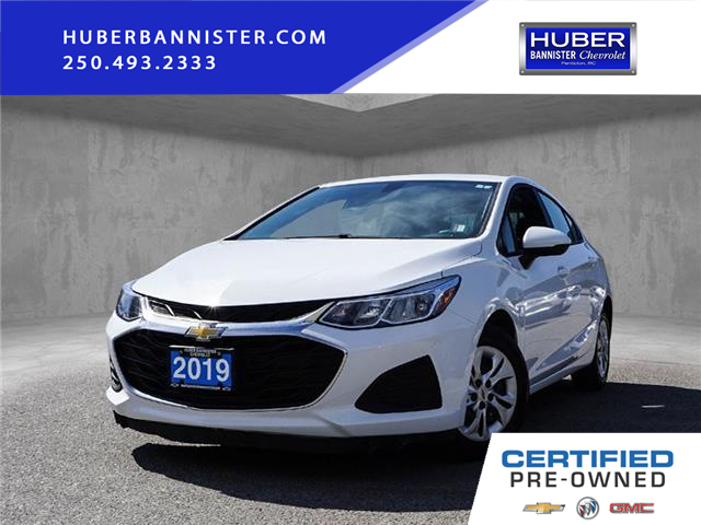 2019 Chevrolet Cruze LS (Stk: 9754A) in Penticton - Image 1 of 17