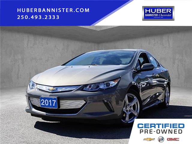 2017 Chevrolet Volt LT (Stk: 9753A) in Penticton - Image 1 of 19