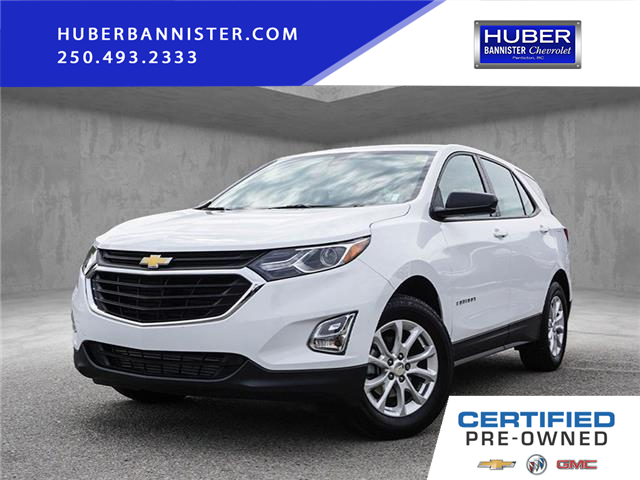 2019 Chevrolet Equinox LS (Stk: 9777A) in Penticton - Image 1 of 16