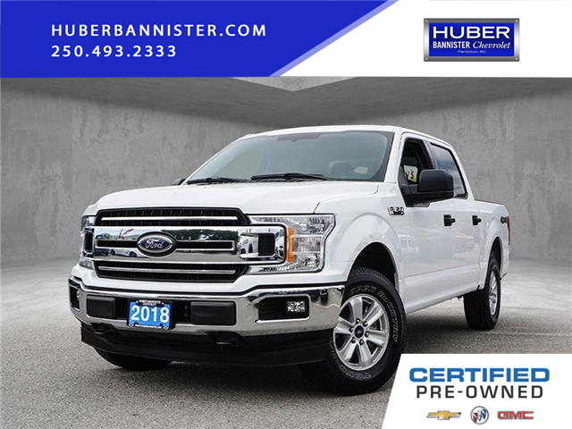 2018 Ford F-150  (Stk: 9793A) in Penticton - Image 1 of 19
