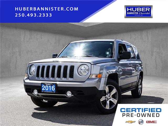 2016 Jeep Patriot Sport/North (Stk: 9800A) in Penticton - Image 1 of 19