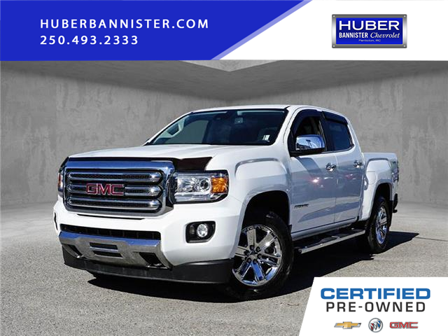2015 GMC Canyon SLT (Stk: 9804A) in Penticton - Image 1 of 20
