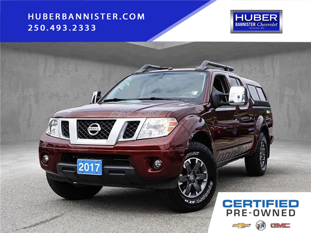 2017 Nissan Frontier  (Stk: 9813A) in Penticton - Image 1 of 20