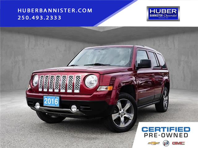 2016 Jeep Patriot Sport/North (Stk: N21621A) in Penticton - Image 1 of 17