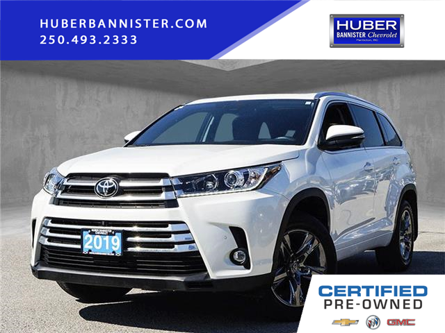 2019 Toyota Highlander Limited (Stk: 9901A) in Penticton - Image 1 of 26