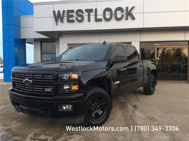 2015 Chevrolet Silverado 1500  (Stk: 18T68A) in Westlock - Image 1 of 27