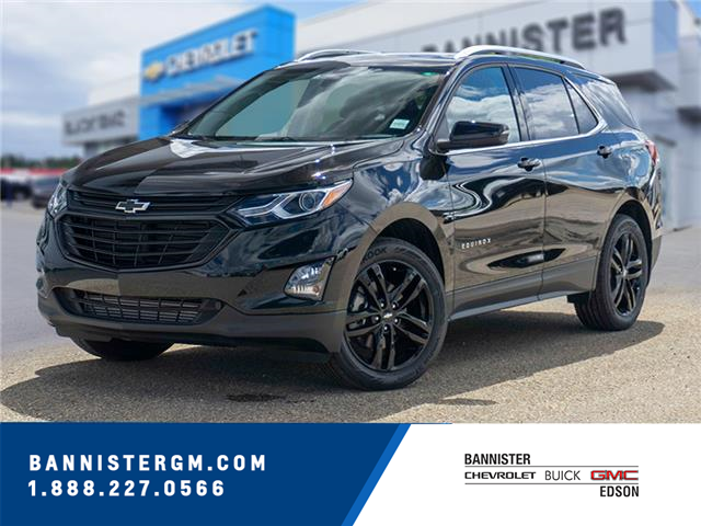 2020 Chevrolet Equinox LT (Stk: 20-065) in Edson - Image 1 of 17