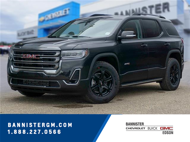 2020 GMC Acadia AT4 (Stk: 20-193) in Edson - Image 1 of 17