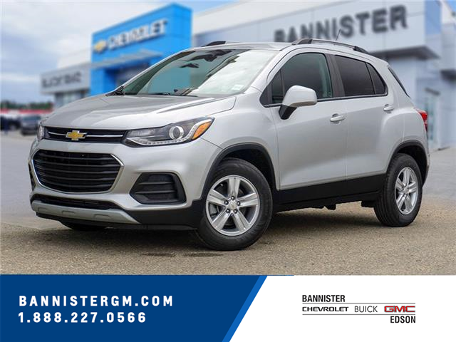2021 Chevrolet Trax LT (Stk: 21-005) in Edson - Image 1 of 16