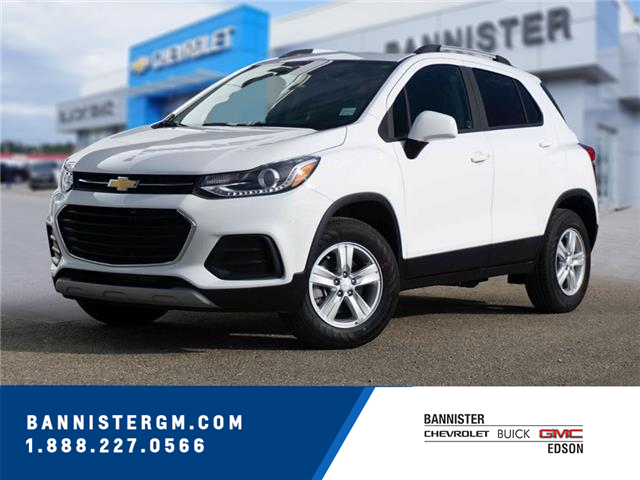 2021 Chevrolet Trax LT (Stk: 21-002) in Edson - Image 1 of 17