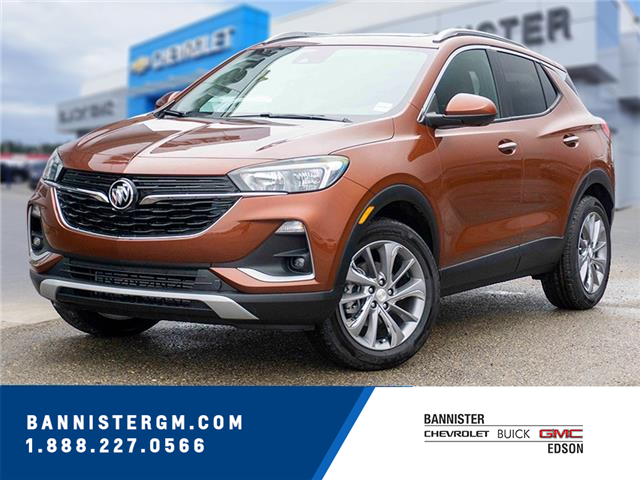 2021 Buick Encore GX Select (Stk: 21-017) in Edson - Image 1 of 18