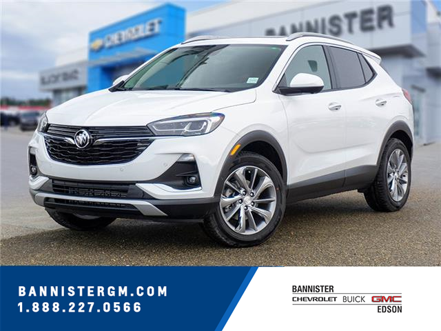2021 Buick Encore GX Essence (Stk: 21-020) in Edson - Image 1 of 17