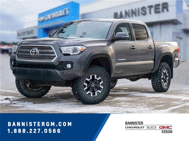 2017 Toyota Tacoma TRD Off Road (Stk: 20-177A) in Edson - Image 1 of 16