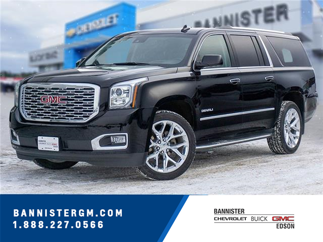 2018 GMC Yukon XL Denali (Stk: 21-024A) in Edson - Image 1 of 16