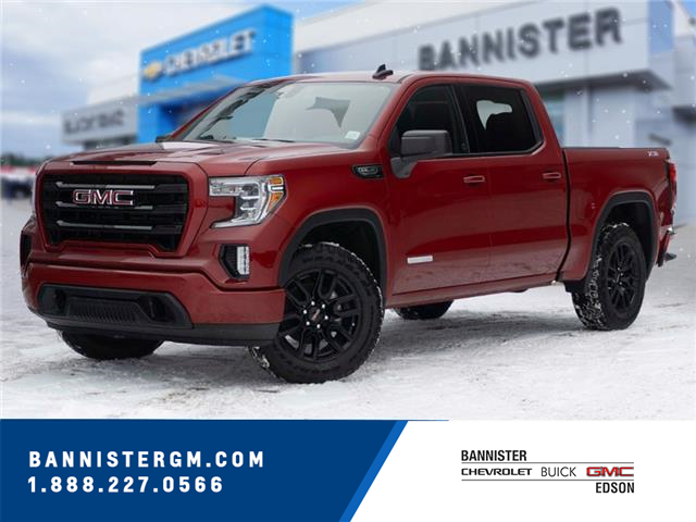 2021 GMC Sierra 1500 Elevation (Stk: 21-053) in Edson - Image 1 of 18