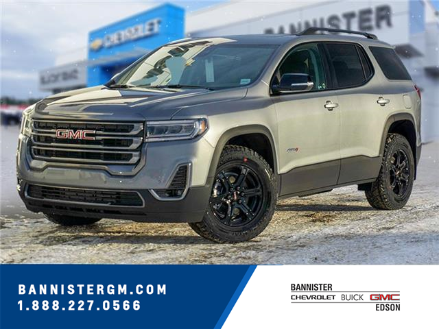 2021 GMC Acadia AT4 (Stk: 21-046) in Edson - Image 1 of 18