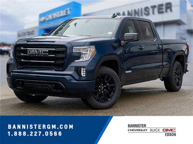 2021 GMC Sierra 1500 Elevation (Stk: 21-012) in Edson - Image 1 of 16