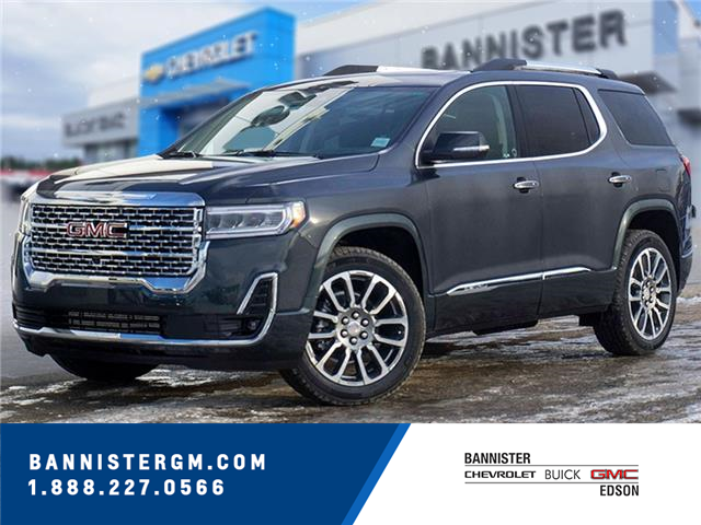 2021 GMC Acadia Denali (Stk: 21-036) in Edson - Image 1 of 17