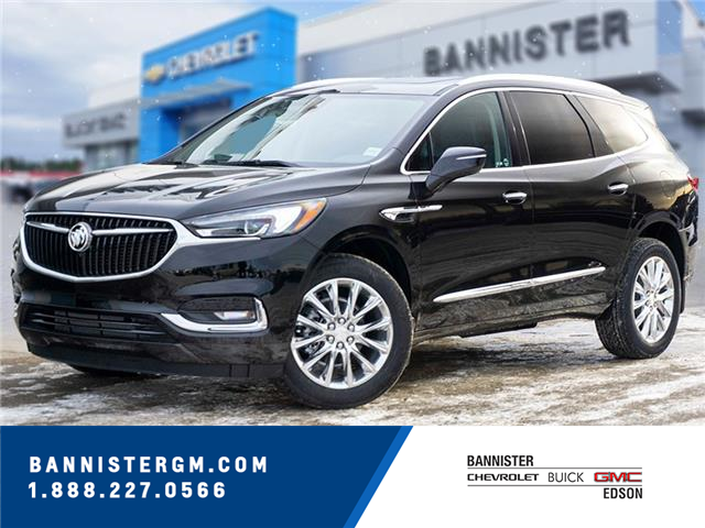 2021 Buick Enclave Premium (Stk: 21-055) in Edson - Image 1 of 17
