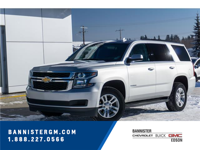 2019 Chevrolet Tahoe LS (Stk: P21-073) in Edson - Image 1 of 17
