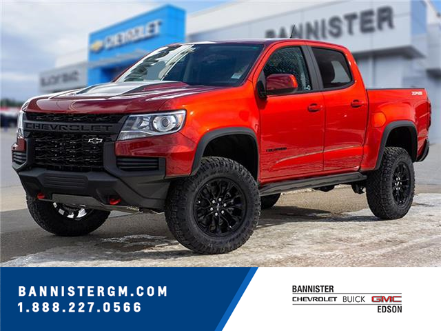 2021 Chevrolet Colorado ZR2 (Stk: 21-069) in Edson - Image 1 of 17