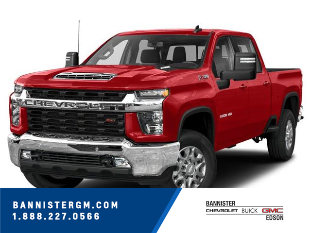 2021 Chevrolet Silverado 3500HD High Country (Stk: 21-088) in Edson - Image 1 of 9