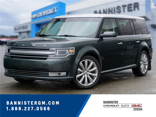 2015 Ford Flex Limited (Stk: 21-036A) in Edson - Image 1 of 17