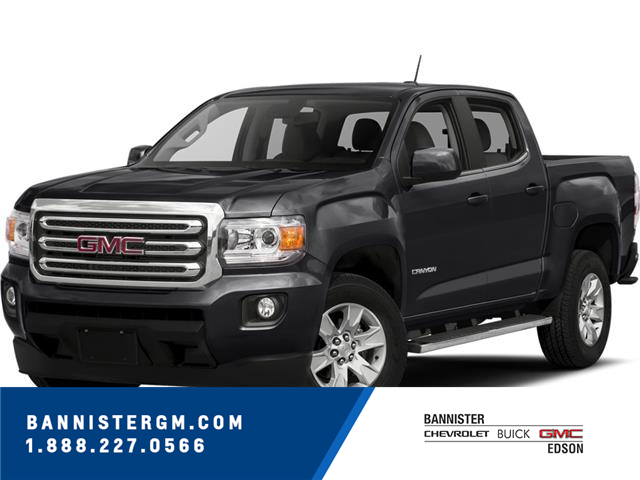 2017 GMC Canyon SLE (Stk: P21-115) in Edson - Image 1 of 1