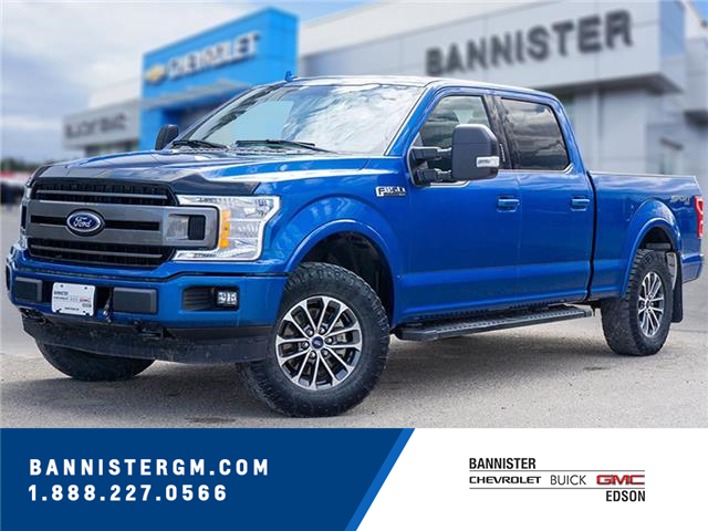 2018 Ford F-150 XLT (Stk: 21-107B) in Edson - Image 1 of 16