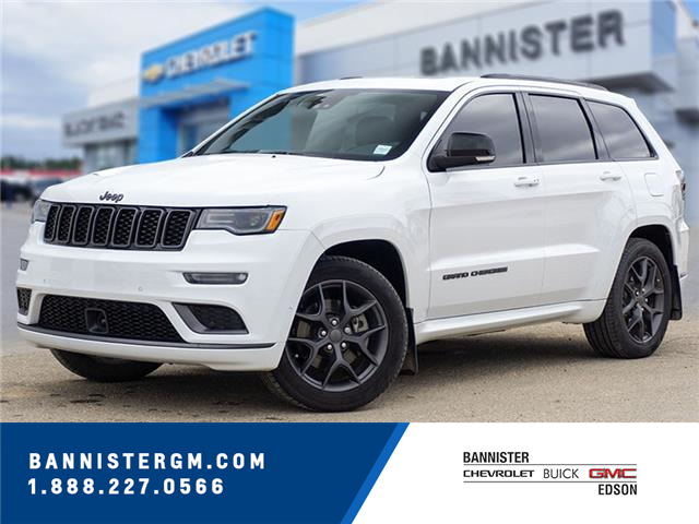 2020 Jeep Grand Cherokee Limited (Stk: P21-081A) in Edson - Image 1 of 17