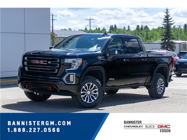 2021 GMC Sierra 1500 AT4 (Stk: 21-118) in Edson - Image 1 of 14