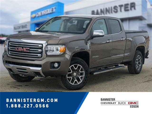 2017 GMC Canyon SLT (Stk: 21-131A) in Edson - Image 1 of 16