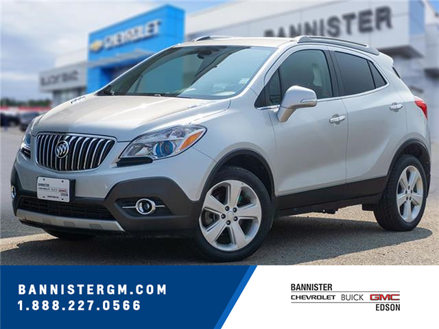 2015 Buick Encore Convenience (Stk: P21-162) in Edson - Image 1 of 18