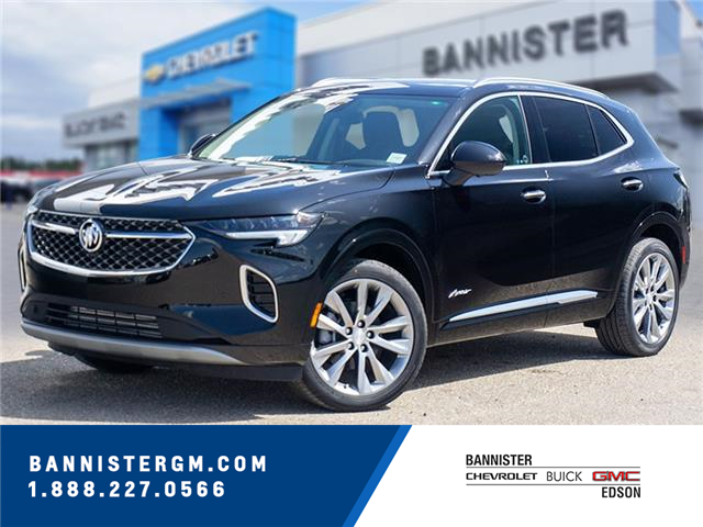 2021 Buick Envision Avenir (Stk: 21-183) in Edson - Image 1 of 17