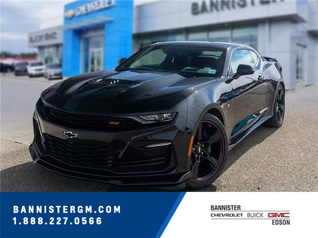 2019 Chevrolet Camaro 2SS (Stk: P21-194) in Edson - Image 1 of 15