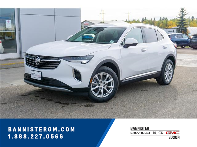 2021 Buick Envision Preferred (Stk: 21-205) in Edson - Image 1 of 15