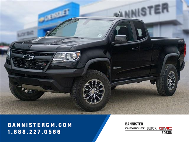 2018 Chevrolet Colorado ZR2 (Stk: P21-197) in Edson - Image 1 of 14