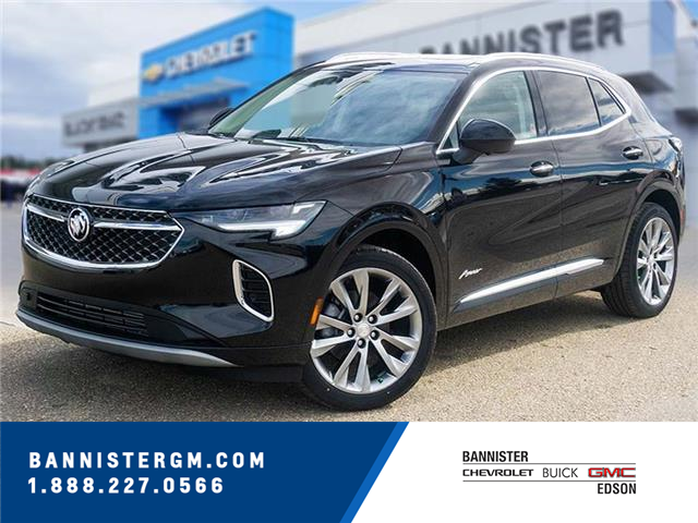 2021 Buick Envision Avenir (Stk: 21-210) in Edson - Image 1 of 17