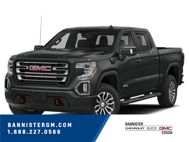2021 GMC Sierra 1500 AT4 (Stk: 21-213) in Edson - Image 1 of 9
