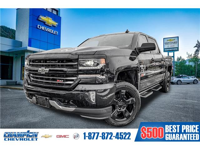 2018 Chevrolet Silverado 1500  (Stk: 21-38A) in Trail - Image 1 of 29